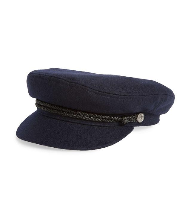 Fiddler Cap - Grey