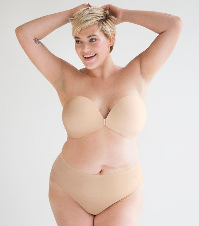 Evelyn and Bobbie The EB True Complexion Bustier Bra