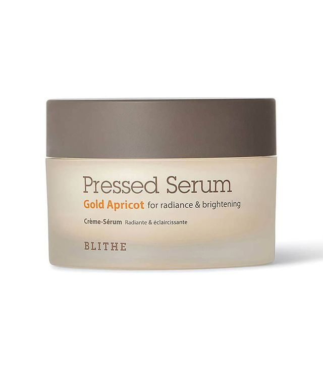 Blithe Pressed Serum in Gold Apricot
