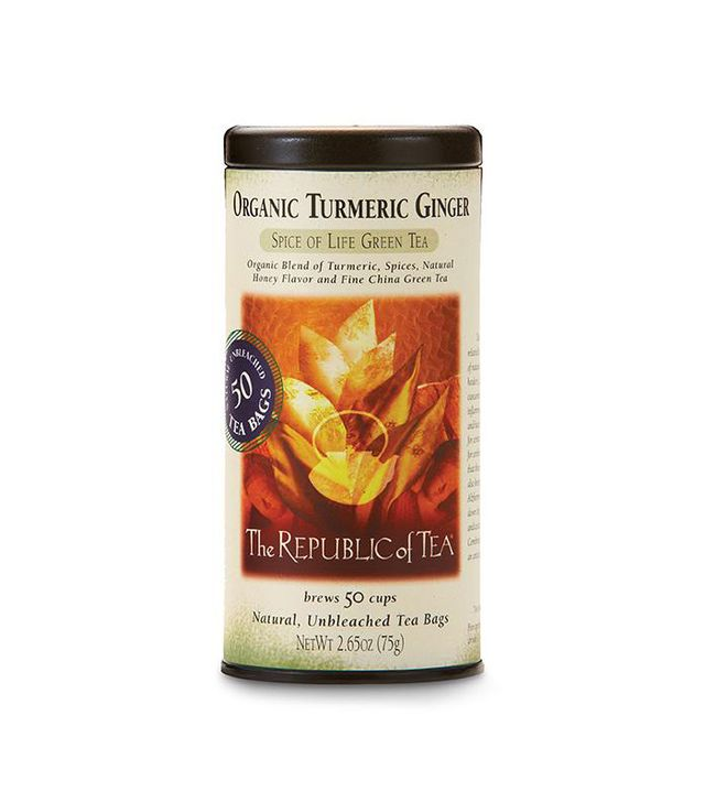 Organic Turmeric Ginger Green Tea by The Republic of Tea