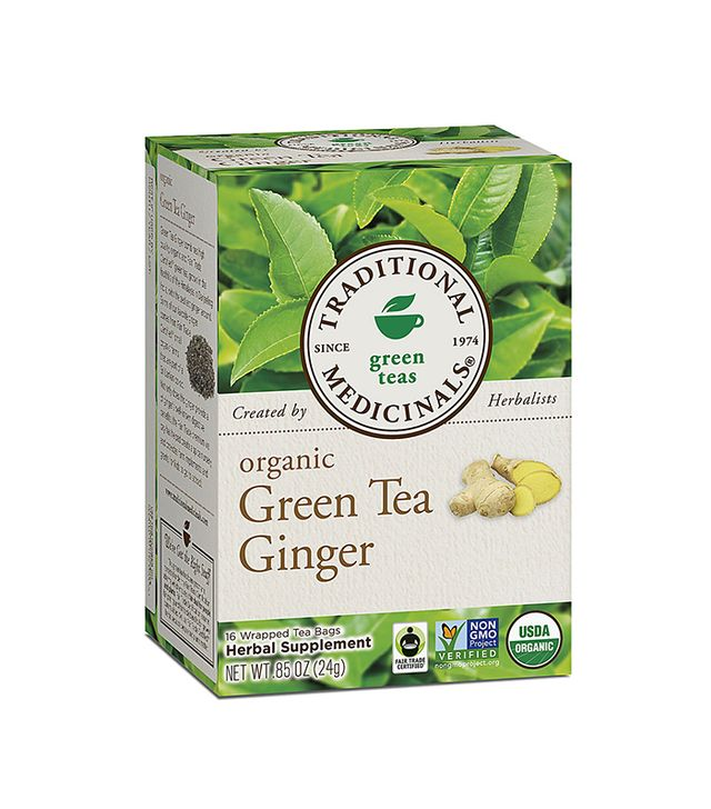 Green Tea Ginger by Traditional Medicinal