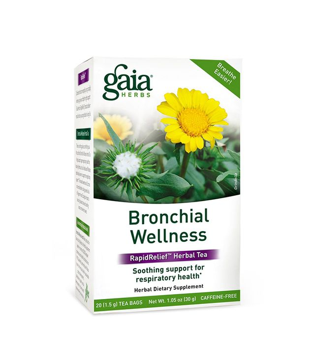 Bronchial Wellness Herbal Tea by Gaia Herbs