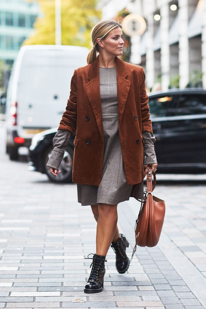 Can You Pull Off The Brown With Black Style Faux Pas Who What Wear