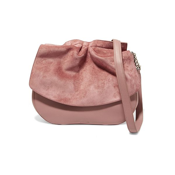 Jil Sander Ridge Micro Leather Shoulder Bag 836