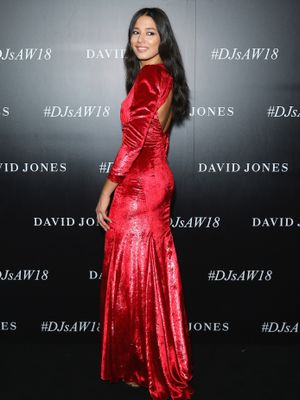 What Did You Think About the David Jones Red Carpet Style?