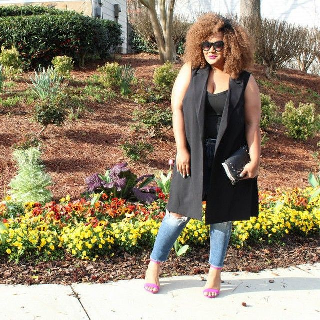 bb98e9225e0 What Bloggers Think of Plus Size Denim in the Fashion | Who What Wear