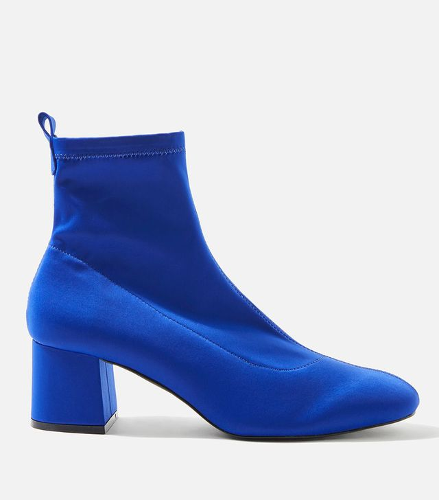Buttercup Sock Boots