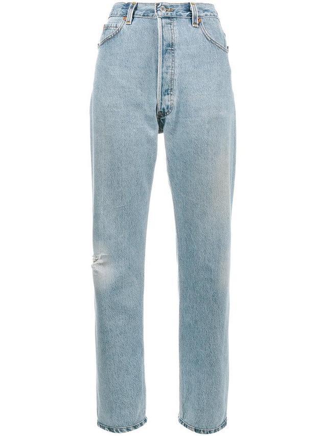 Levi's Ultra high rise boyfriend jeans