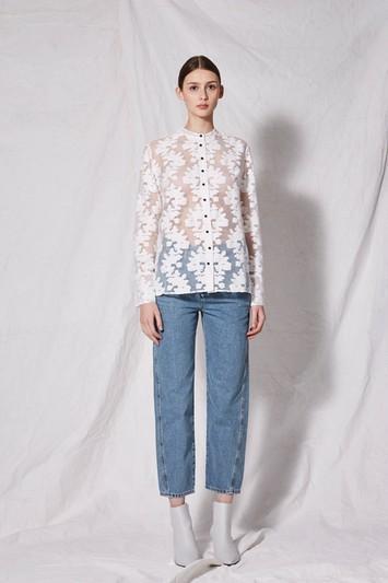 *Displaced Boyfriend Jeans by Boutique