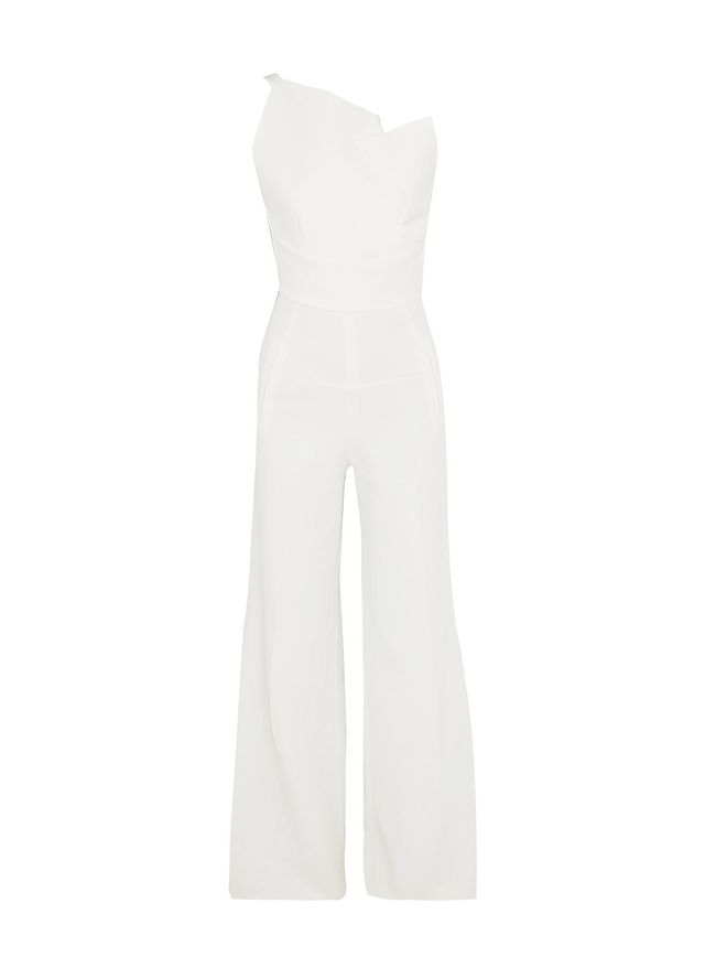 Colston Stretch-crepe Jumpsuit