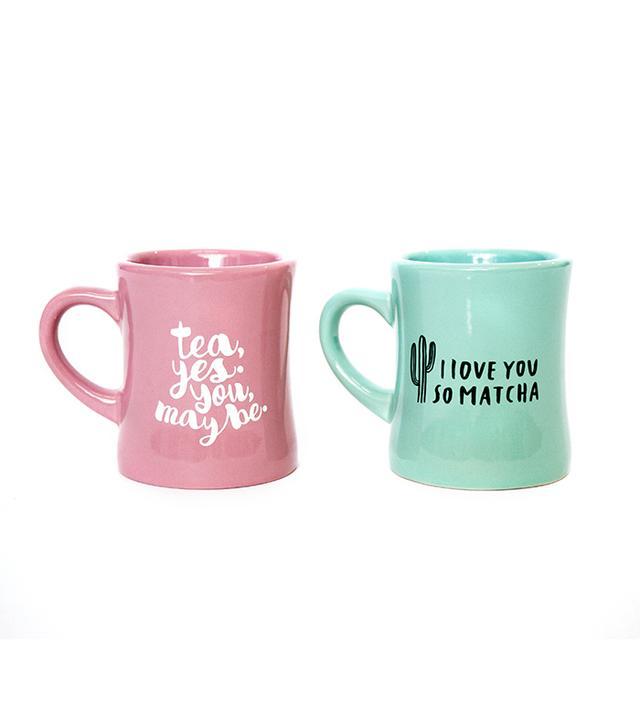 Alfred Tea Room Mug