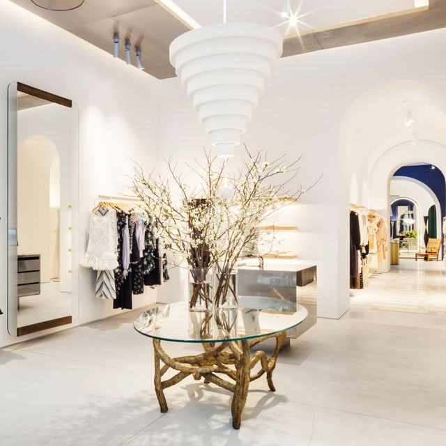 Zimmermann's NYC Store Has Tapped Into a Fresh Interior Trend for 2018