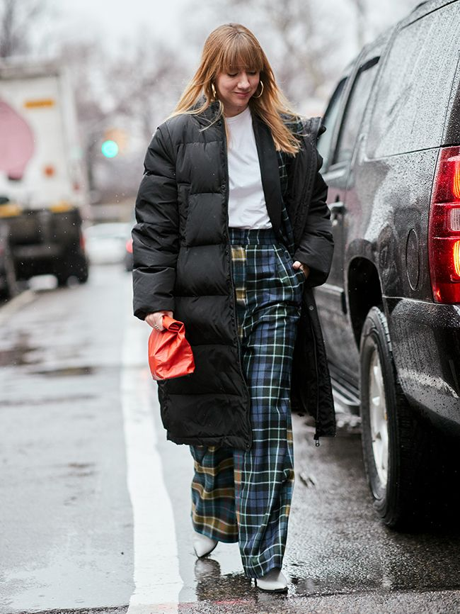 New York Fashion Week Street Style February 2018 Who