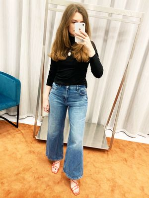 Topshop Has 4 Brand-New Pairs of Jeans—and I Just Tried Them All On