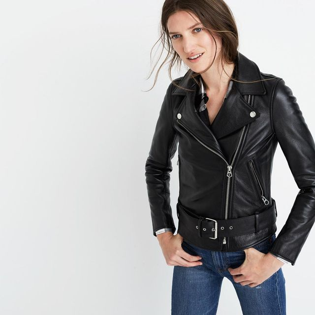 Ultimate Leather Motorcycle Jacket