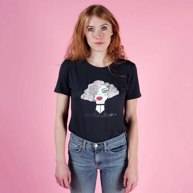 BKC Astrid Print T-Shirt