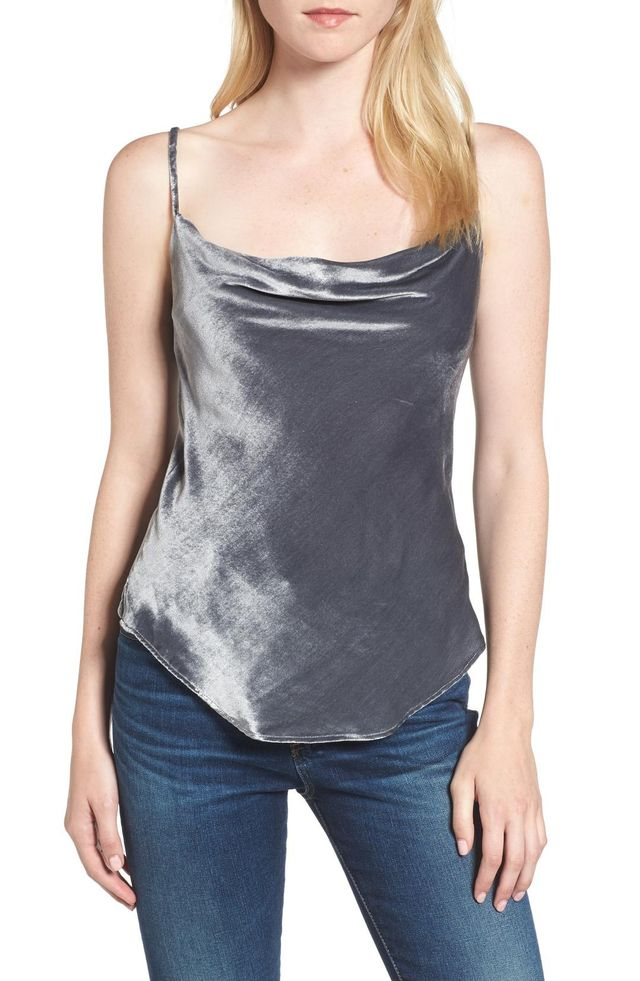 AG Gia Velvet Camisole