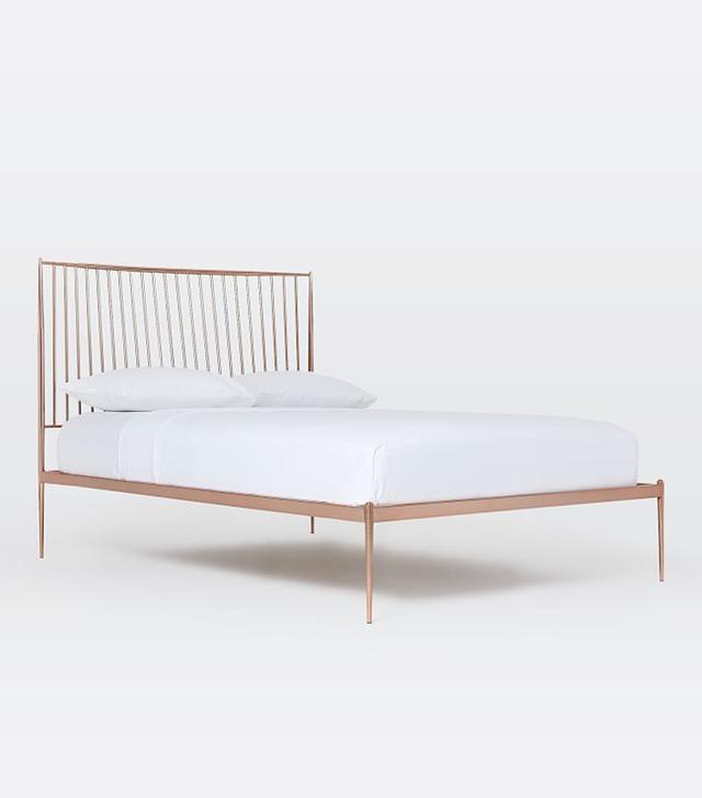 West Elm Stella Metal Bed