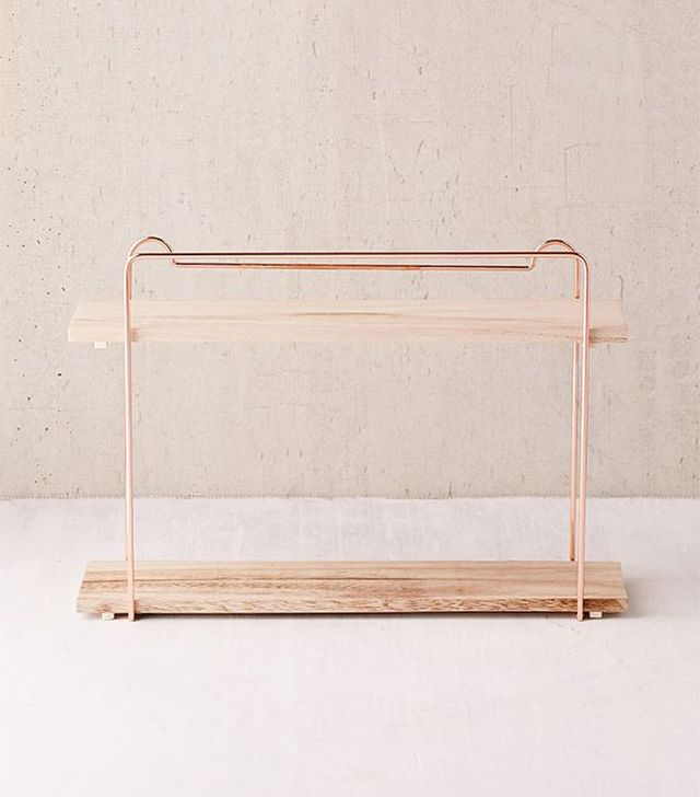 Urban Outfitters Carson Multi-Use Shelf