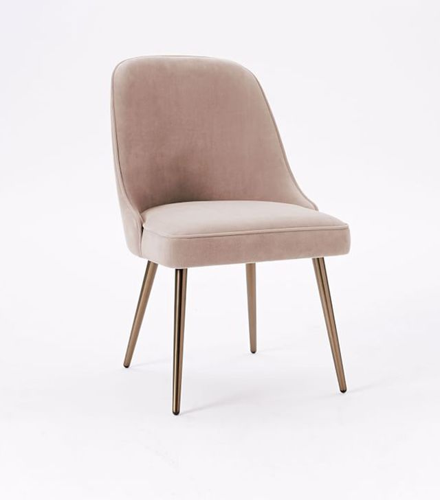 West Elm Midcentury Upholstered Dining Chair