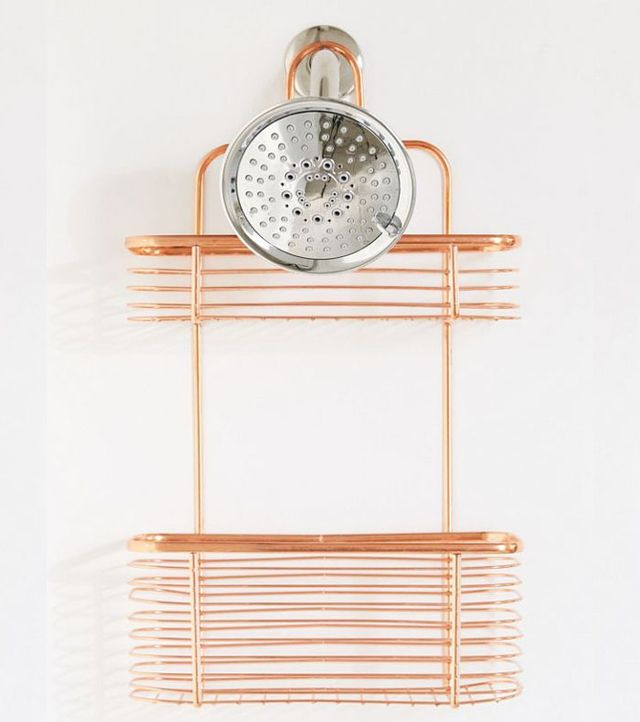 Urban Outfitters Minimal Rose Gold Towel Ring