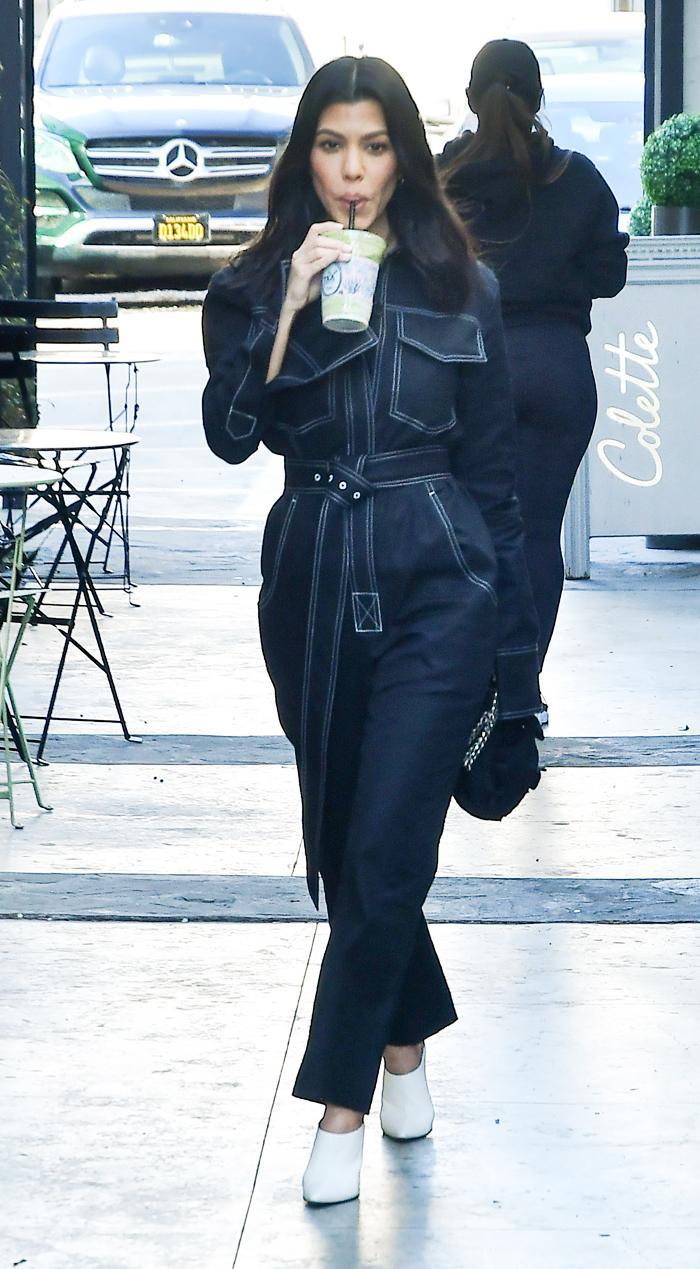 f9bc71c47d02 Pinterest. Photo  Getty. On Kourtney Kardashian  Céline Shoes ...