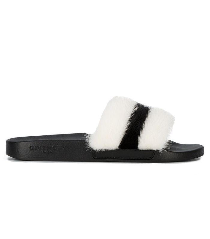 Best Fluffy Sliders Here S Where To Buy The Chicest Pairs