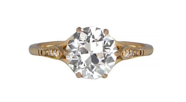 Vintage Deauville Ring