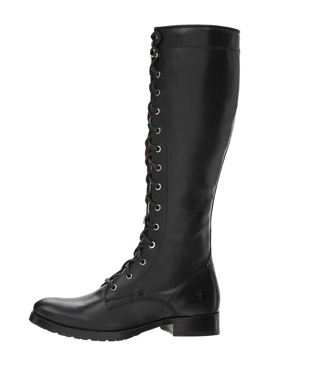 Frye Melissa Tall Lace-Up Boots
