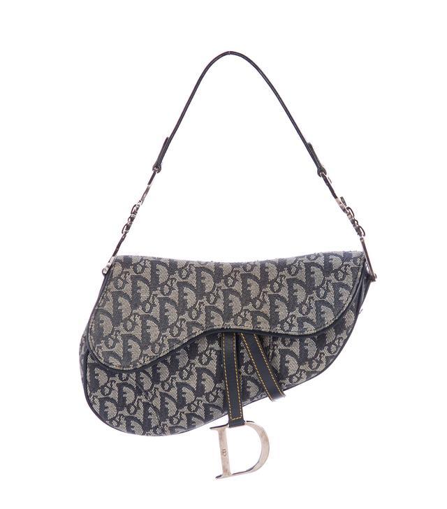 Dior Diorissimo Saddle Bag