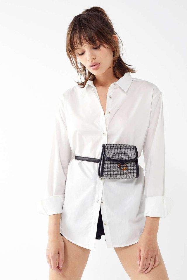 Structured Mini Belt Bag