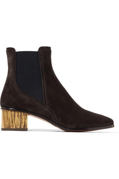 Qassie Suede Chelsea Boots