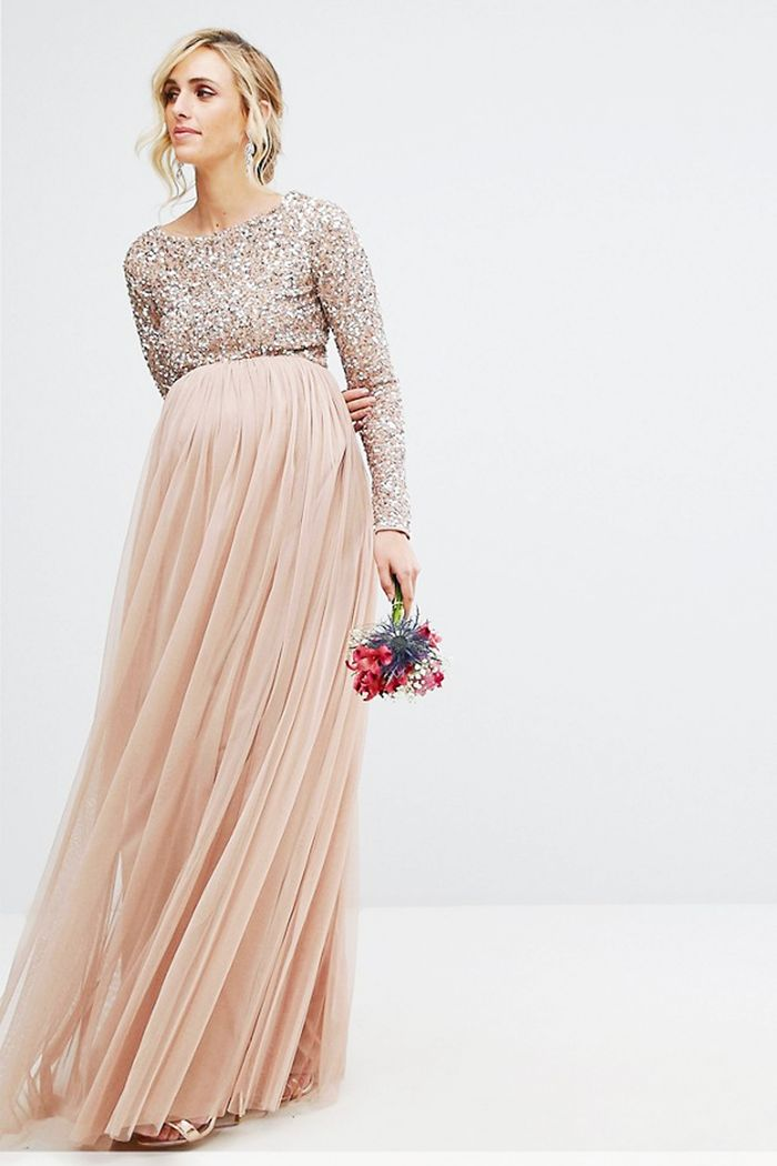 Pregnant Wedding Dress.Here S Where To Find The Best Maternity Wedding Dresses Who What Wear