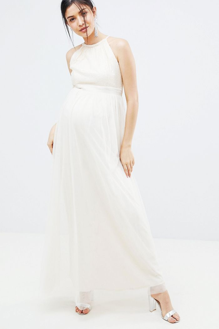 cb23d36f2c4 Maternity Wedding Dresses Are Hard to Find  Here Are the Best Places ...