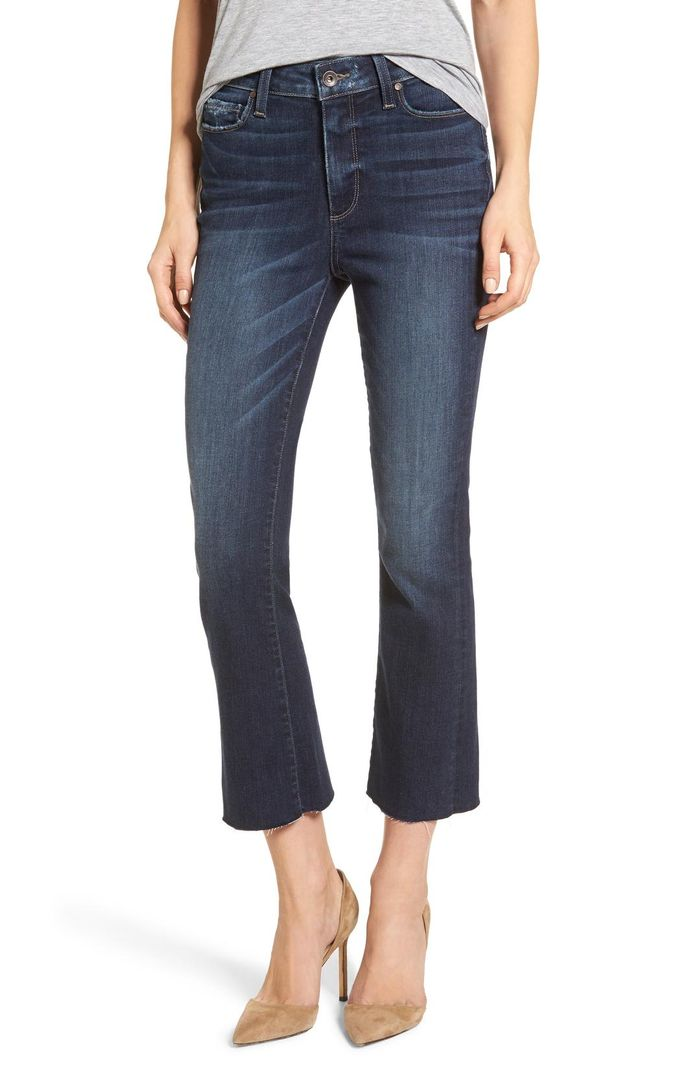 Jeans For Wide Hips Who What Wear
