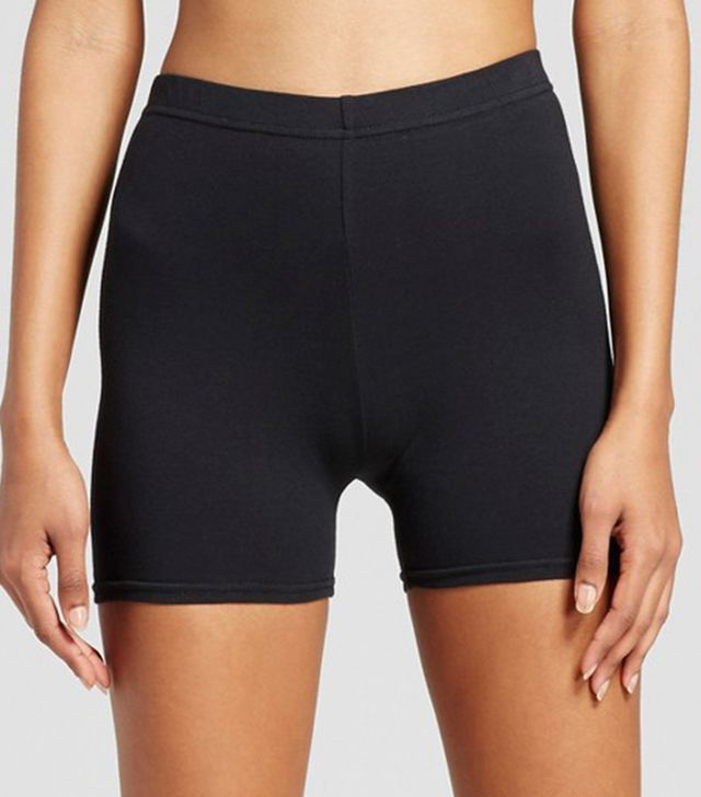 Xhilaration Solid Jersey Biker Short