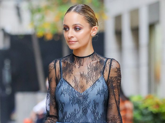 5d57c8a6db1 Nicole Richie Told Us the  1 Outfit to Wear With Flats