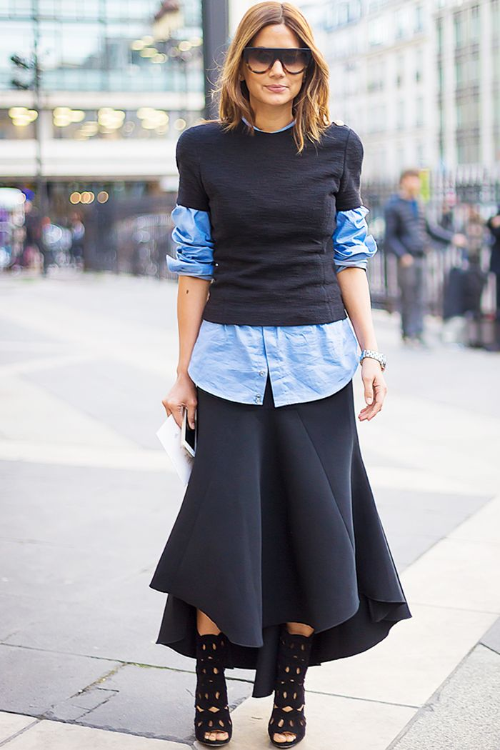 4 Layering Tops for the Office