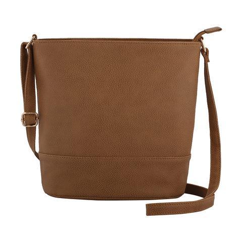 Kmart Crossbody Zipper Bucket Bag