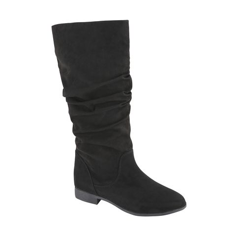 Kmart Long Pull On Ruched Boots