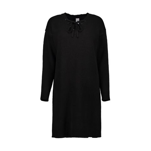 Kmart Lace Up Knit Dress