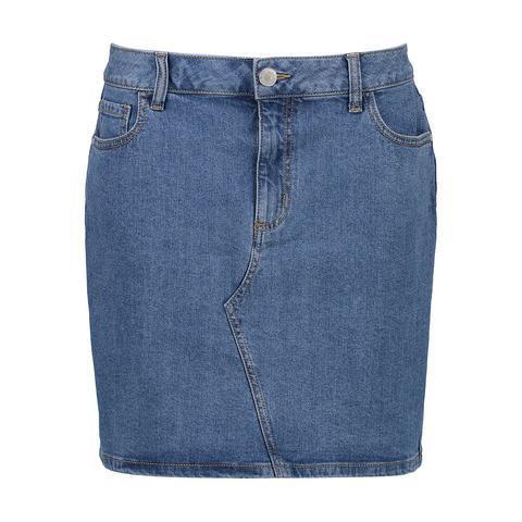 Kmart Denim A-Line Skirt