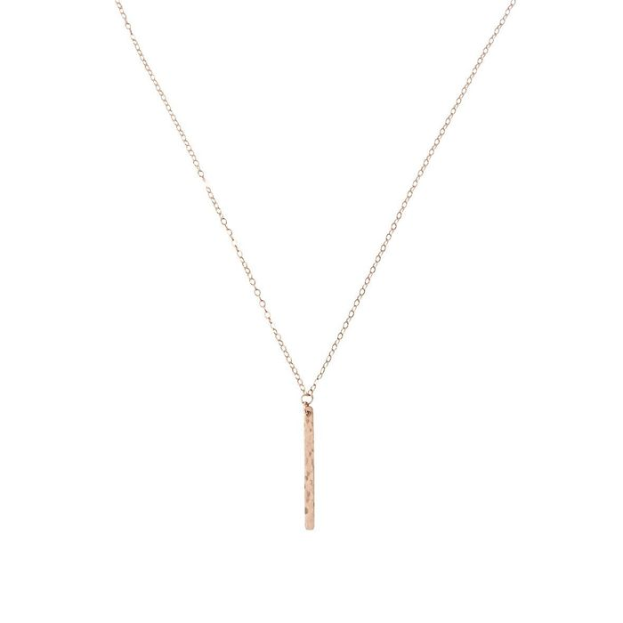70aa4814c YCL Jewels Infinite Necklace ($142) · Pinterest