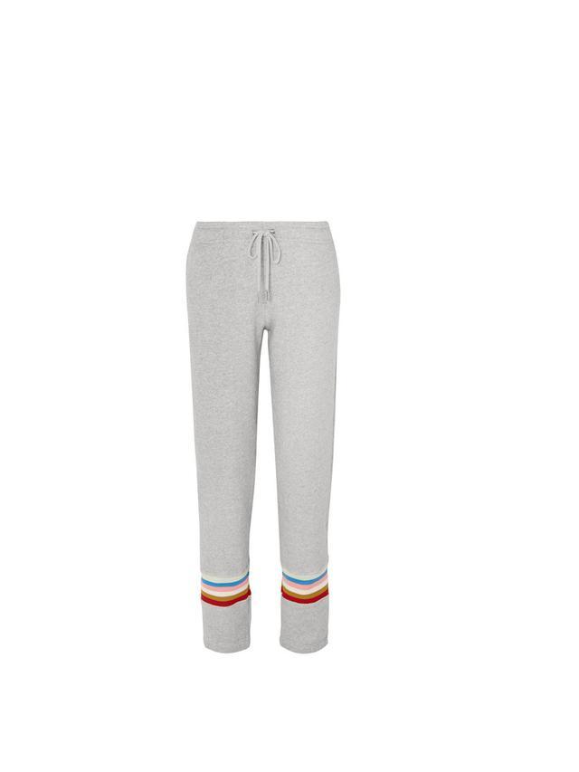 Alexa Chung Track Pants
