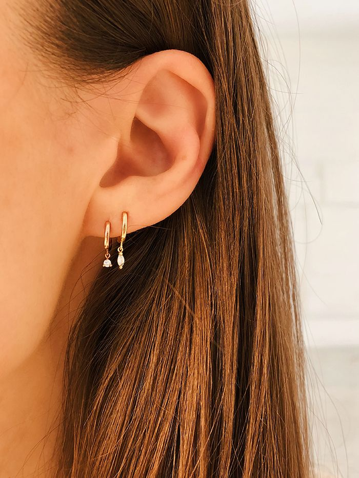 Calling It: These Will Be the Top Earring Trends of 2018