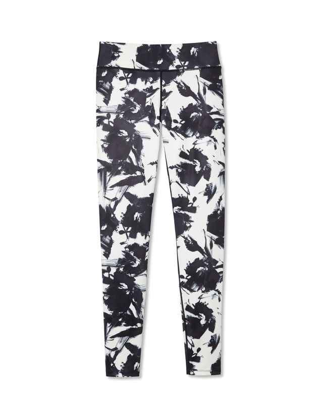 JoyLab Performance Painterly Floral Print Leggings
