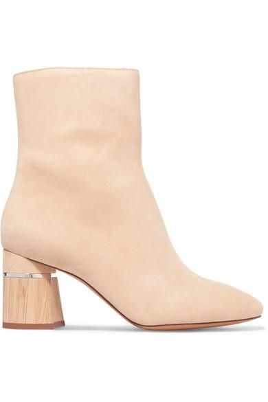 Drum Suede Ankle Boots