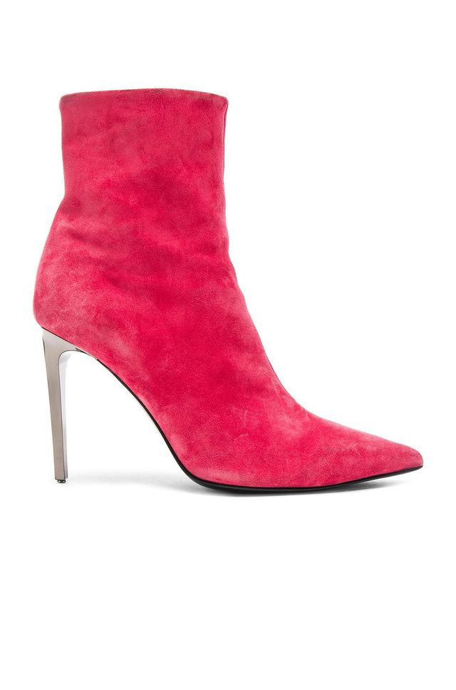Suede Wes Boots