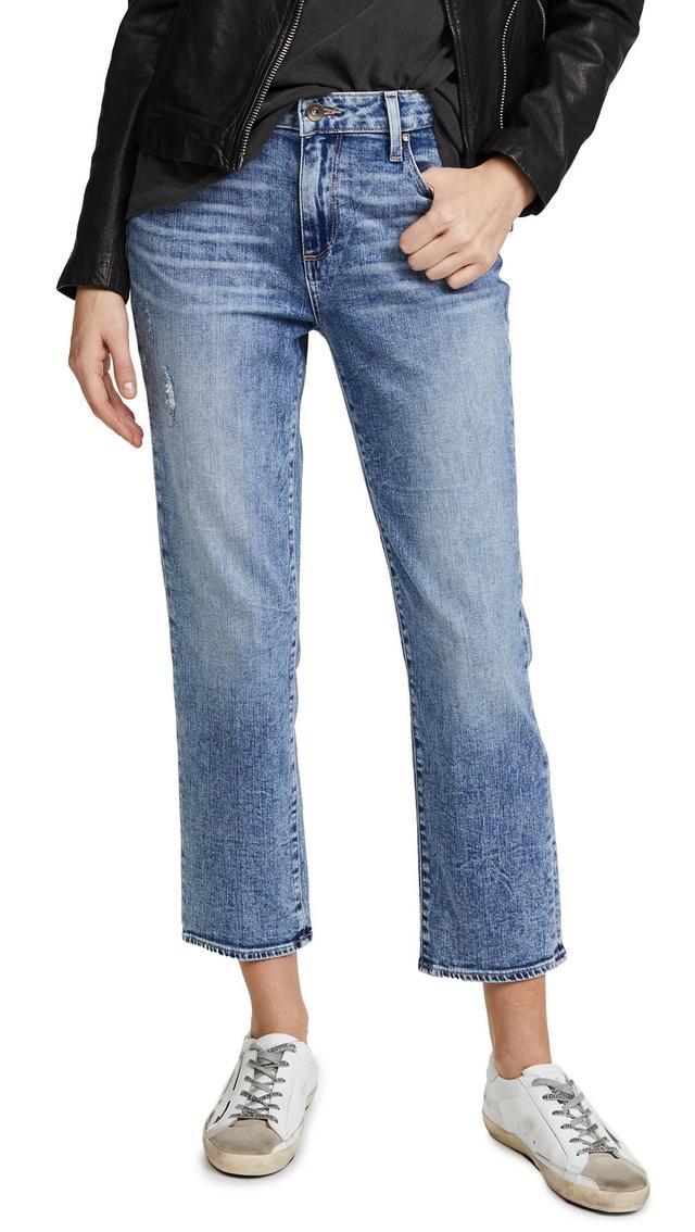 Noella Straight Leg Jeans