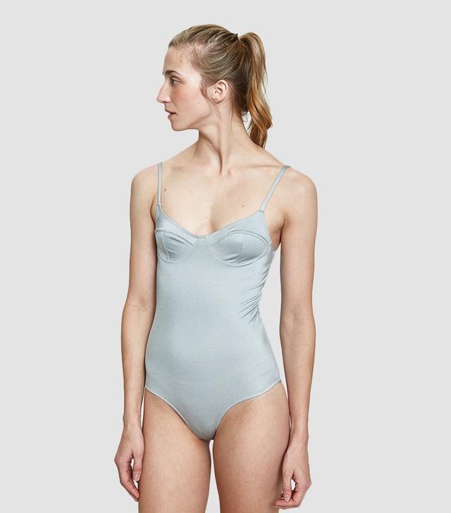 Baserange Soft Swimwear in Rio Blue